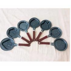 Wajan Mini / Teflon Mini Anti Lengket / Wajan Goreng Telur Bentuk