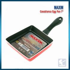 Wajan / Penggorengan Telur ( Egg Pan ) Teflon 18cm (7