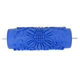 Harga Dekorasi Bunga Lukisan Dinding Empaistic Pola Roller Biru Bolehdeals Original