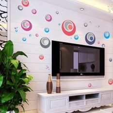 Spesifikasi Wall Sticker Dinding Ay1926 60X90 Multicolor Yg Baik
