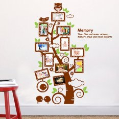 Toko Wall Sticker Dinding Jm7202 60X90 Multicolor Wall Sticker