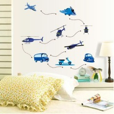 Top 10 Wall Sticker Dinding Nok006 Colourful Online