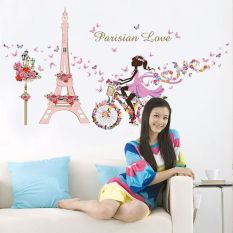 Wall Sticker Dinding Sk9006 60X90 Multicolor Jawa Timur