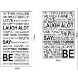 Jual Wall Sticker Jm7320 Quote Ii Stiker Dinding Untuk Dekorasi Kamar Anak Sticker Dinding Murah Penghias Dinding Rumah Wallpaper Dinding Lucu Warna Random El Original