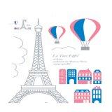 Toko Wall Sticker San Paris City Stiker Dinding Murah Dki Jakarta