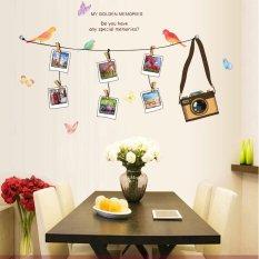 Harga Wall Sticker Stiker Dinding Abc1050 Multicolor Baru