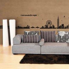 Perbandingan Harga Wall Sticker Stiker Dinding Ay925 Multicolor Wall Sticker Di Dki Jakarta