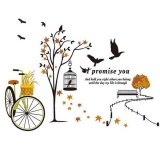 Jual Beli Wall Sticker Stiker Dinding Jm7248 Colorful