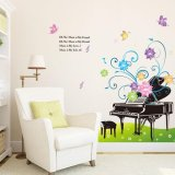 Wall Sticker Stiker Dinding Mj9501 Colorful Di Indonesia