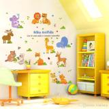 Beli Wall Sticker Stiker Dinding Sk9104 Colorful Nyicil