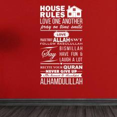 Beli Wall Sticker Stiker Quote Untuk Dinding Dan Kaca Kantor Rumah Kamar Nyicil