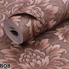 Dimana Beli Wallpaper Dinding Bahan Vinyl Ukuran 53 Cm X 10 Meter Permukaan Timbul Kode Barang Tr14808 Oem