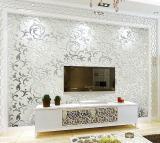 Beli Wallpaper Desain Mewah Modern Logam Kilau Cermin Berlatar Belakang Dinding Tv Ruang Tamu Dinding 3D Kertas Dinding Tidak Anyaman Stiker Dinding Untuk Dekorasi Rumah 10 M Nyicil