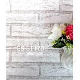 Spek Wallpaper Sticker Bata Putih Abu
