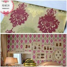 Rp 65.000. Wallpaper Sticker Dinding Batik Pink Gold Elegan ClassicsIDR65000. Rp 65.000. Wallpaper Sticker Dinding ...