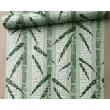 Spesifikasi Wallpaper Sticker Dinding Pohon Bambu Hijau Murah Berkualitas