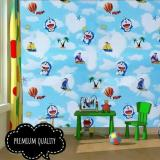 Harga Wallpaper Sticker Doraemon Motif 2 45X10M Baru Murah