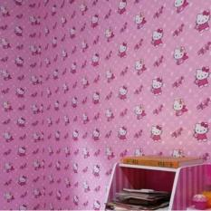 ... Premium Higth Quality Size 45cm X 10M Bunga Dandelion BiruIDR39900. Rp 39.900. Source · Rp 46.000. Wallpaper Sticker Hello Kitty 45x10M (5297)IDR46000.