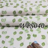 Jual Wallpaper Sticker Ukuran 45Cm X 5 Meter Motif Daun Grosir