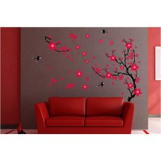 Harga Wallsticker Stiker Dinding Ay818 60X90 Multicolor Wall Sticker Terbaik