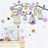 Beli Wallsticker Stiker Dinding Ay993 60X90 Multicolor Wall Sticker