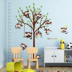 Beli Wallsticker Stiker Dinding Sk2006 Multicollor Home Decor Dengan Harga Terjangkau