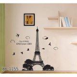 Beli Wallsticker Stiker Dinding Xy1155 60X90 Multicolor Cicil