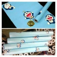 Jual Walpaper Import Motif Doraemon 10Meter X45 Cm Di Bawah Harga