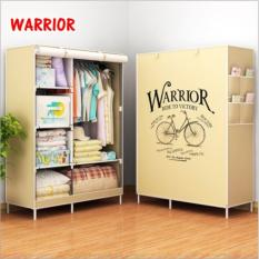 Iklan Wardrobe 02 Single Warrior Rak Baju Serbaguna Lemari Baju Serbaguna Single