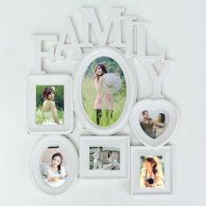 Keluarga Yang Hangat And Bingkai Foto Wall Hanging Pemegang Gambar Tampilan Rumah Dekorasi Kamar Tidur