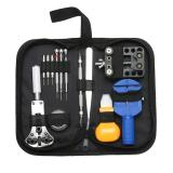 Spesifikasi Watch Repair Tool 13Pcs Kit Set Watch Case Opener Link Pins Remover Intl Yg Baik