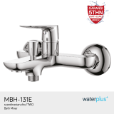 Spesifikasi Waterplus Bath Mixer Mbh 131E Terbaru