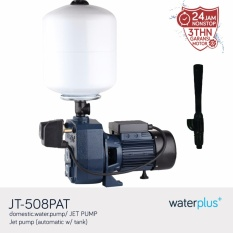 waterplus+  Pompa Jet / Jet Pump (automatic w/ tank)  JT-508PAT