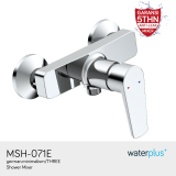 Spesifikasi Waterplus Shower Mixer Msh 071E Online