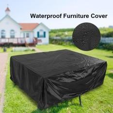Tahan Air Sofa Furniture Cover Protection Garden Patio Outdoor PROTECTOR-242x162X100 CM-Intl
