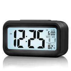 Diskon Welink 5 3 Inci Smart Terlalu Gede Display Digital Jam Alarm Cerdas Cahaya Cincin Progresif Nada With Tanggal And Suhu Mengulangi Tunda And Sensor Cahaya Cahaya Malam Internasional Welink Tiongkok