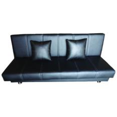 Toko Wellington S Liney Sofabed Sofa Ranjang Hitam Di Dki Jakarta