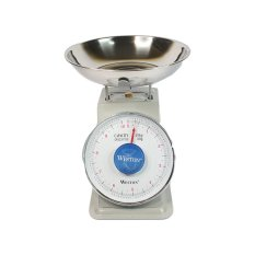 Weston Kitchen Spring Platform Scale 10 kg - Abu-abu