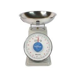 Model Weston Kitchen Spring Platform Scale 15 Kg Abu Abu Terbaru