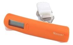 Spesifikasi Weston Timbangan Koper Oranye Lengkap Dengan Harga