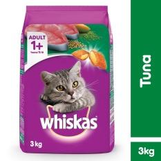 Diskon Whiskas *D*Lt Tuna 3 Kg Branded
