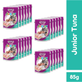 Beli Whiskas Pouch Junior Kitten Tuna 85Gr 24 Pcs Cicil