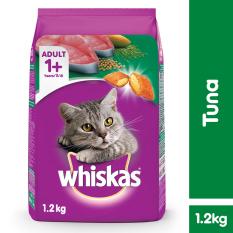 Harga Whiskas Tuna 1 2 Kg Asli