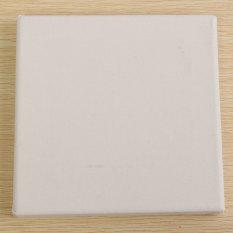 Spesifikasi Putih Persegi Kanvas Kosong Papan Bingkai Kayu Untuk Seniman Seni Minyak Cat Akrilik 15 Cm X 15 Cm International Lengkap