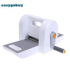 White Craft Die Cutting Embossing Machine Scrapbooking Cutter Die-Cut Machine - intl