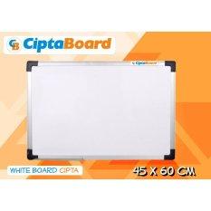 Diskon Whiteboard Cipta 45 X 60Cm Branded