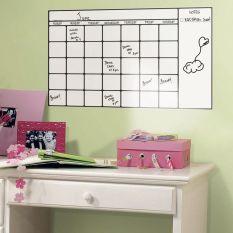 Jual Whiteboard Office Wall Sticker Removable Mural Vinyl Kids Room Decals Erasable Intl Oem Di Tiongkok