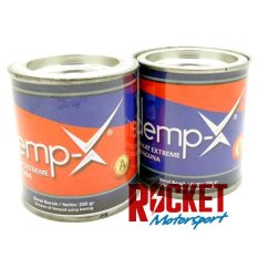 Toko Whiz Demp X Dempul Extrem Lem Epoxy 2 Komponen Demp X 1 2Kg 5Kg Terdekat