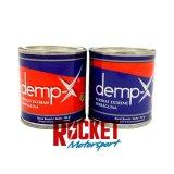 Diskon Whiz Demp X Dempul Extrem Lem Epoxy 2 Komponen Demp X Ekonomis 100Gr Akhir Tahun