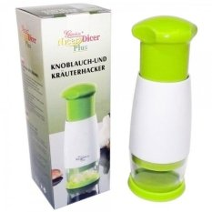 Whiz Garlic And Herb Chopper Dicer Plus Shredder Alat Potong Serba Guna Asli